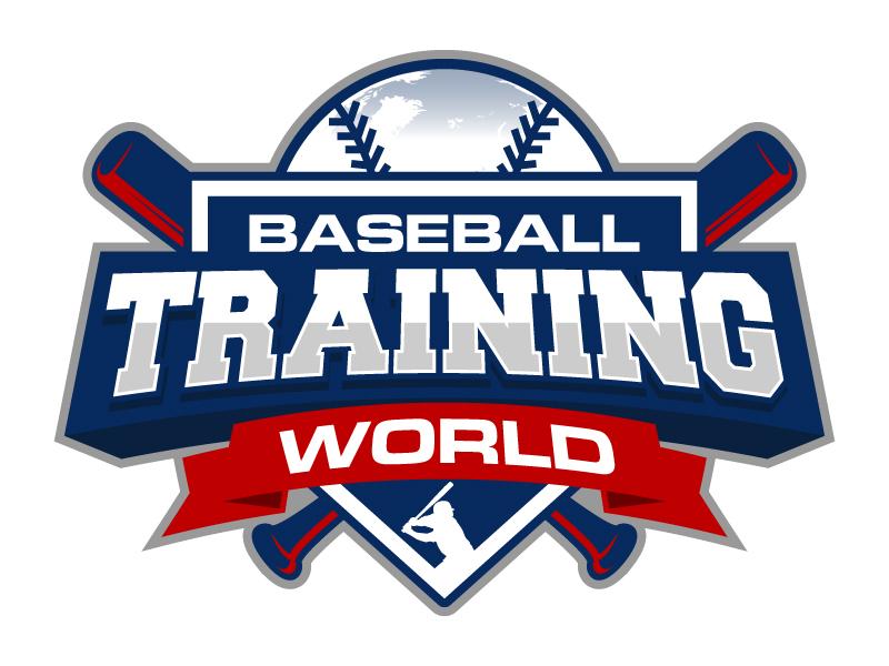 Baseball Training World logo design by daywalker