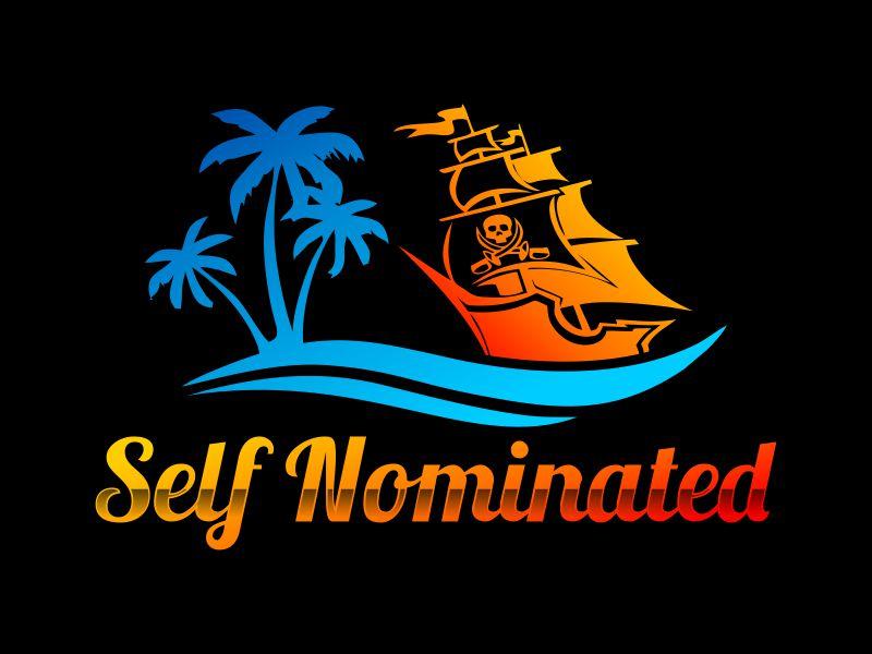 Self Nominated logo design by Gwerth