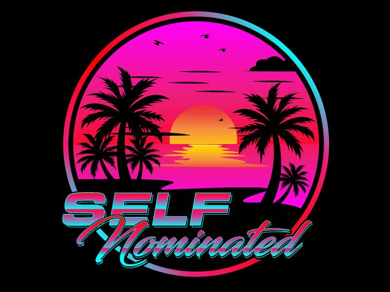 Self Nominated logo design by LogoQueen