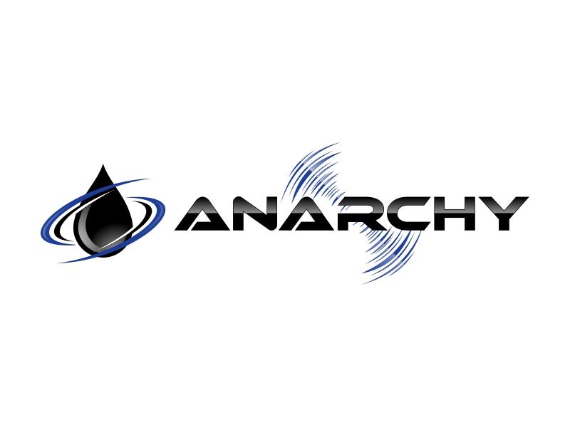 Anarchy logo design by ValleN ™