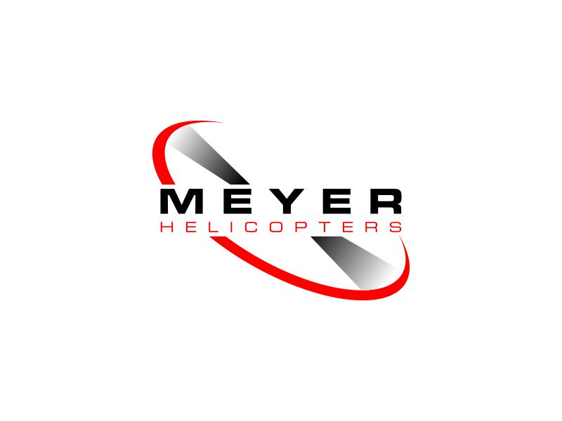 Meyer Helicopters logo design by Diponegoro_