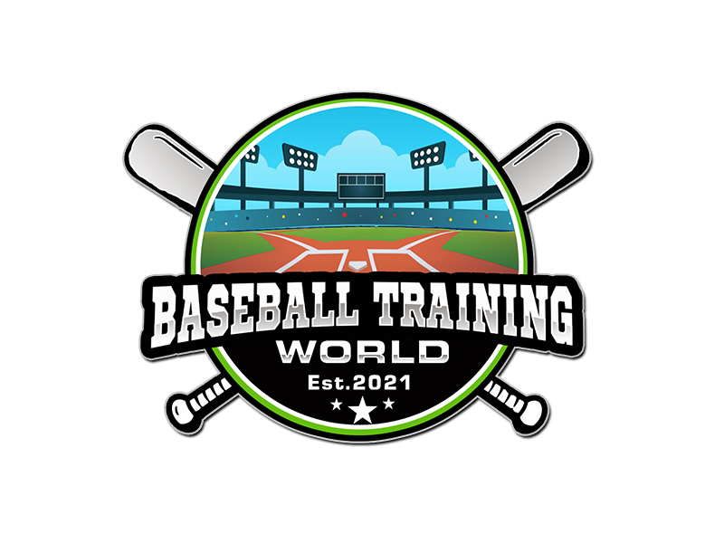 Baseball Training World logo design by PrimalGraphics