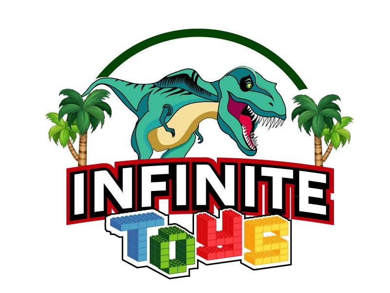 Infinite Toyz logo design by axel182
