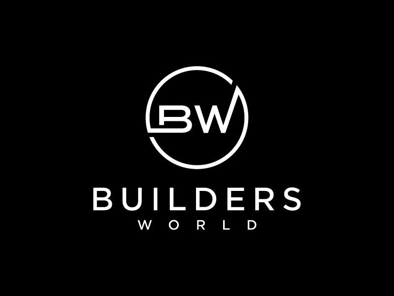 Builders World logo design by nard_07