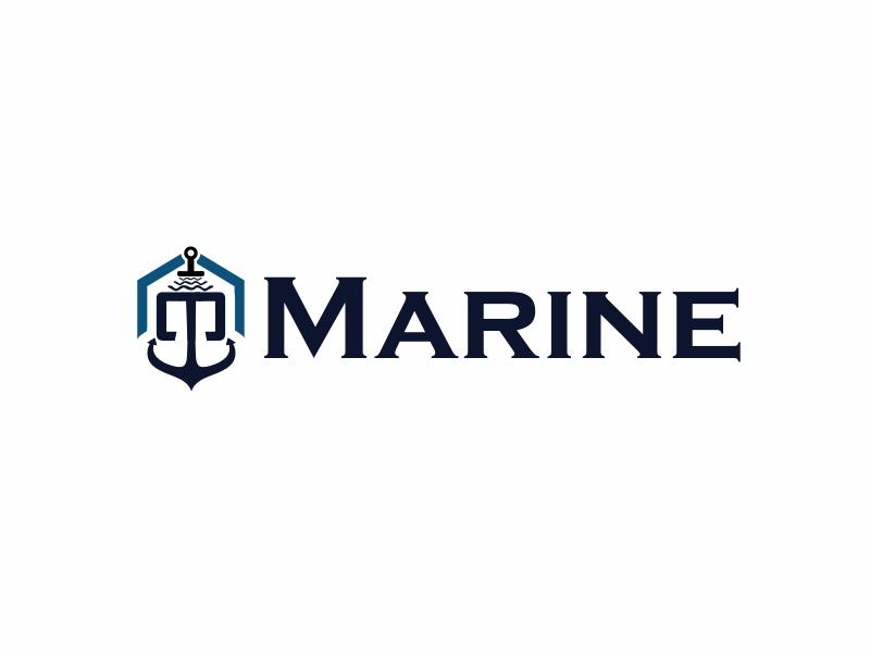 Marine logo design by Greenlight