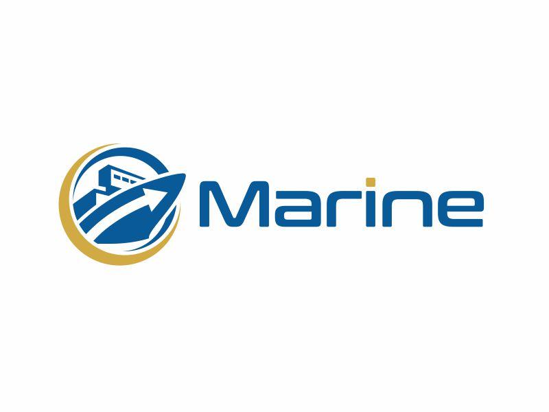 Marine logo design by agus
