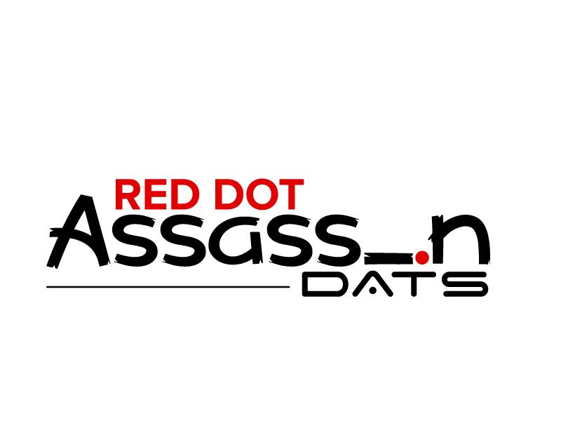 Red Dot Assassin (Masculine) logo design by jaize