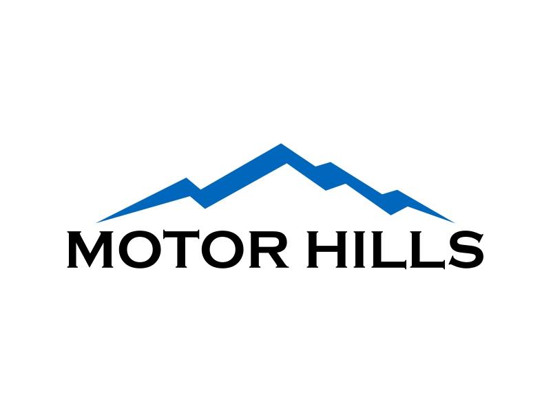 Motor Hills logo design by cintoko