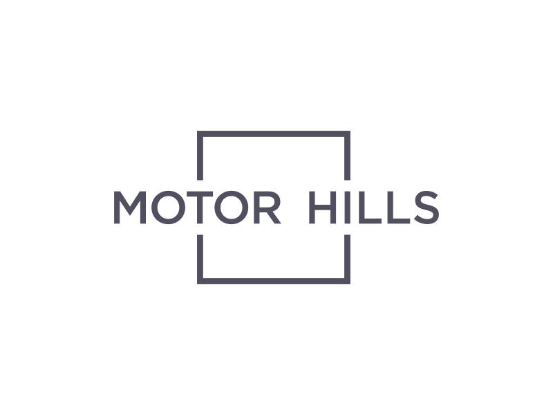 Motor Hills logo design by asani