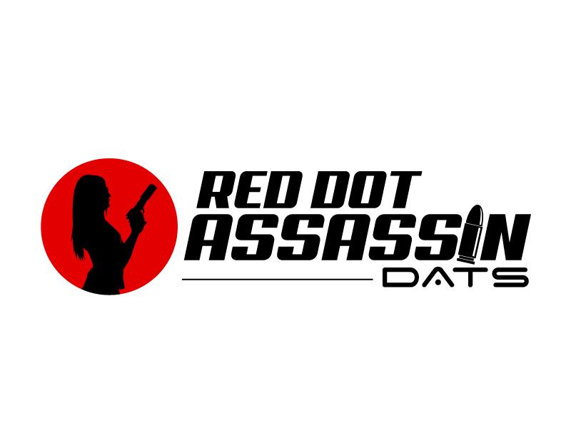 Red Dot Assassin(Feminine) logo design by jaize