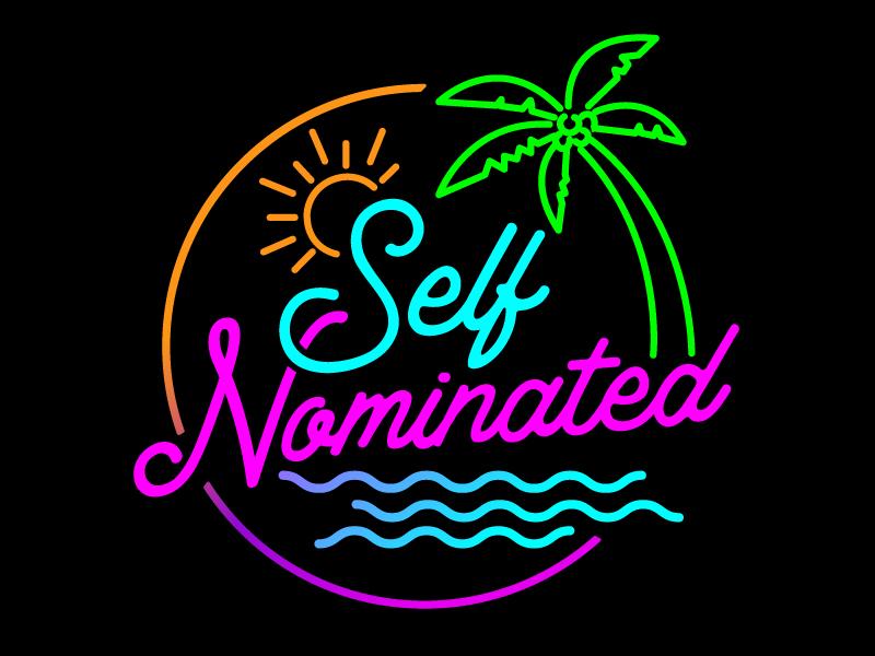 Self Nominated logo design by jaize