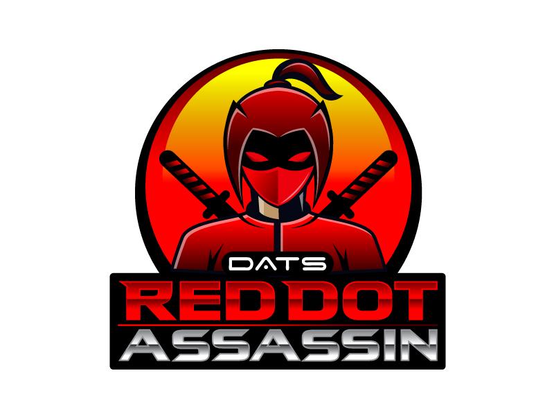 Red Dot Assassin(Feminine) logo design by Sandip