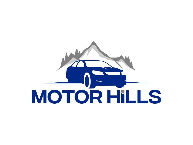 Motor Hills logo design by ingepro