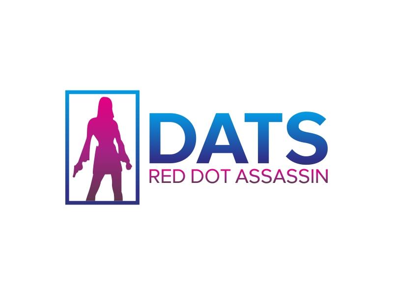 Red Dot Assassin(Feminine) logo design by luckyprasetyo
