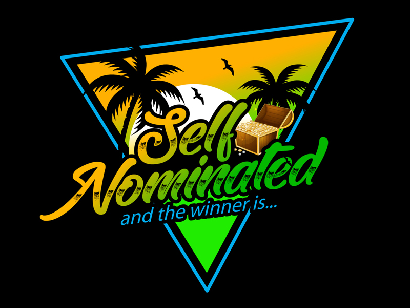 Self Nominated logo design by DreamLogoDesign