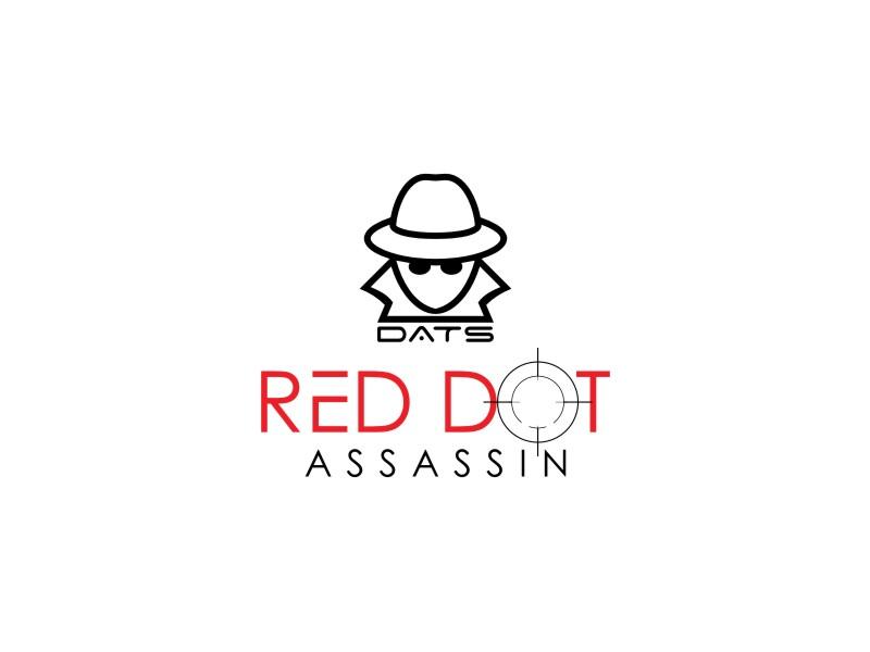 Red Dot Assassin(Feminine) logo design by ohtani15