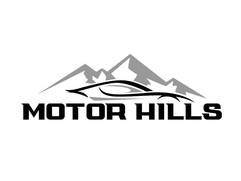 Motor Hills logo design by jaize