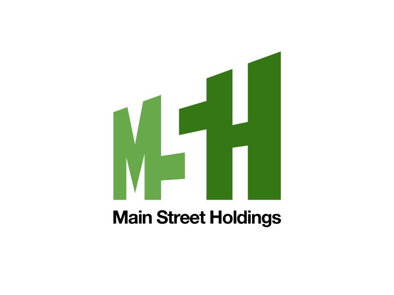 Main Street Holdings logo design by PRN123