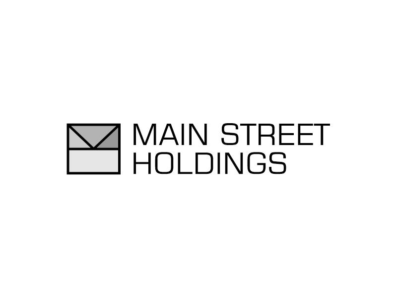 Main Street Holdings logo design by Lewi Anton Setiawan