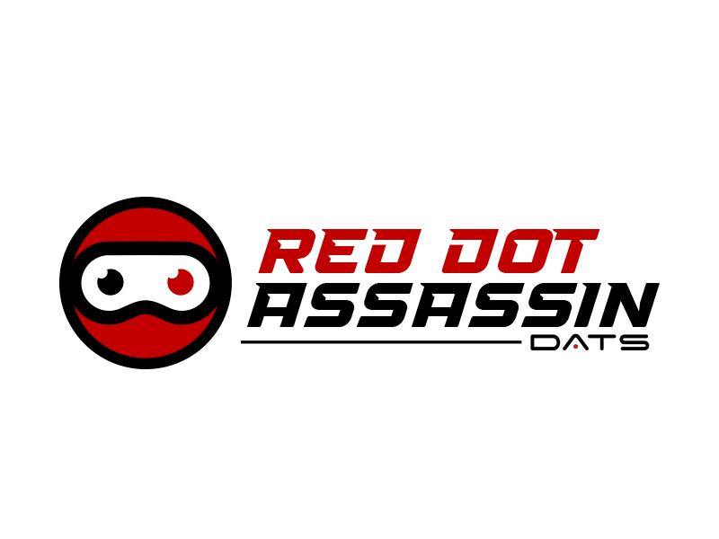 Red Dot Assassin(Feminine) logo design by MarkindDesign™