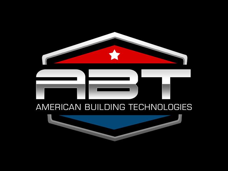 American Building Technologies (ABT) logo design by kunejo