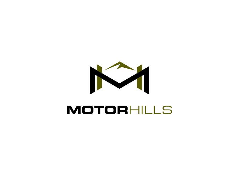 Motor Hills logo design by torresace