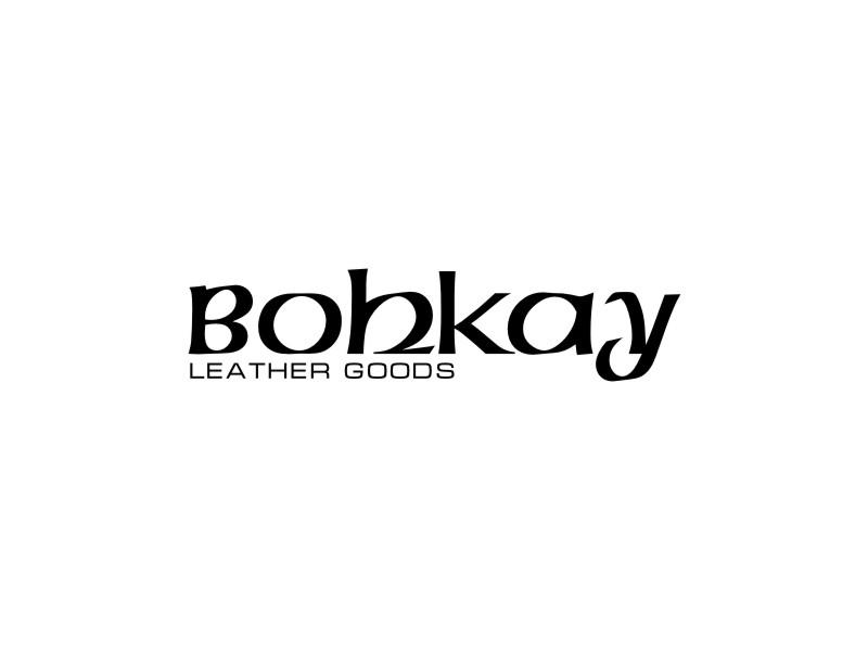 BOHKAY logo design by sheila valencia