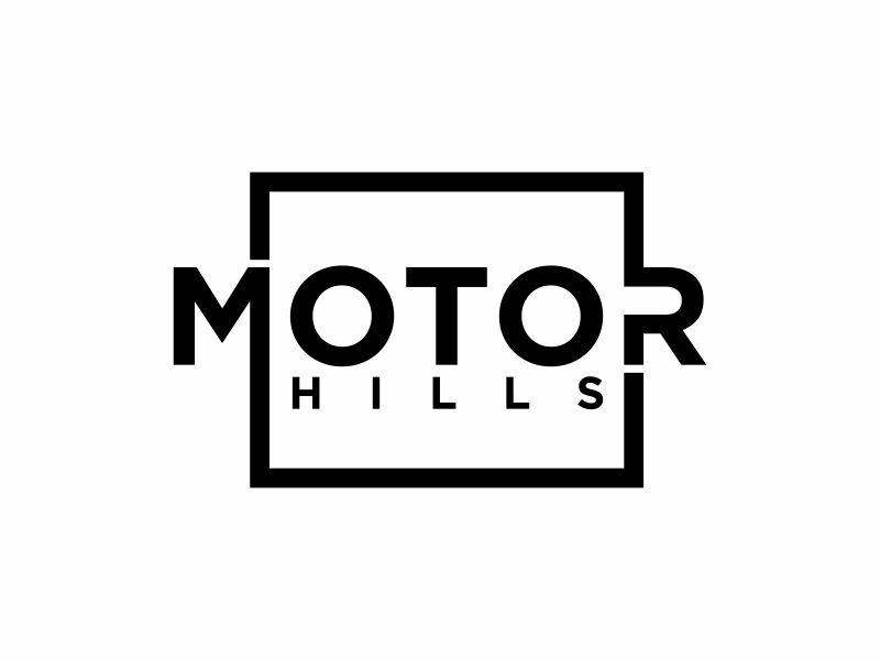 Motor Hills logo design by josephira