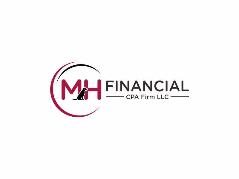 MH Financial CPA Firm LLC logo design by Zeratu