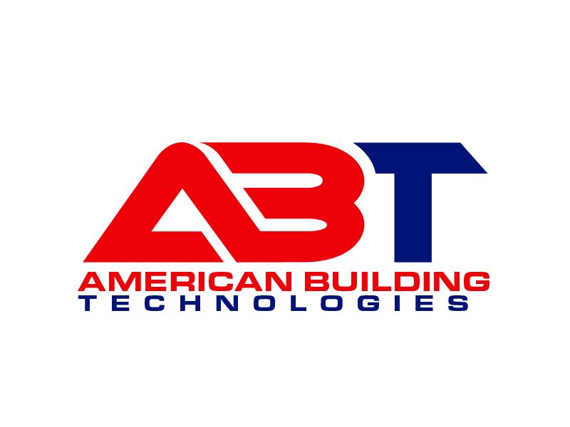 American Building Technologies (ABT) logo design by MarkindDesign™