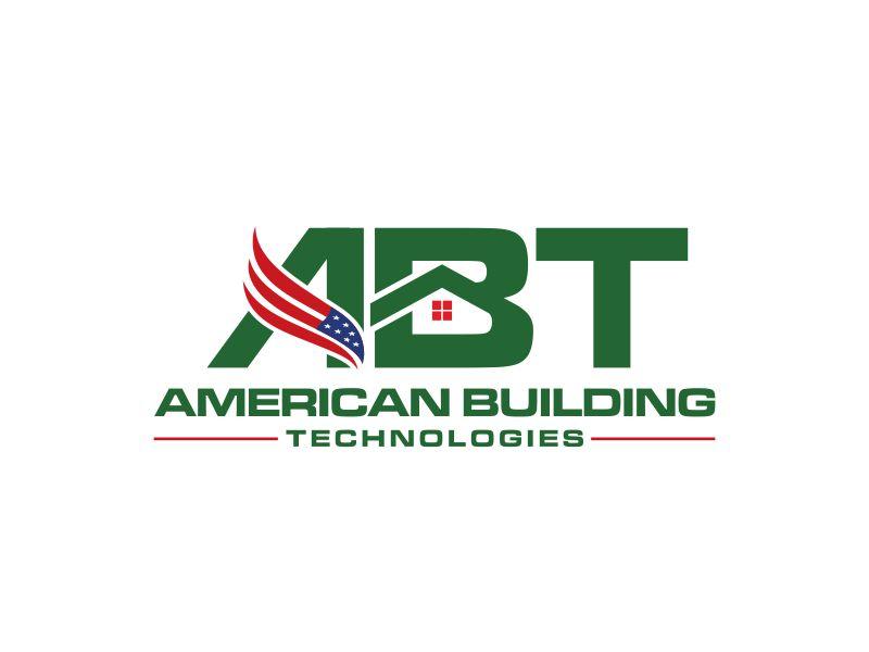 American Building Technologies (ABT) logo design by Barkah