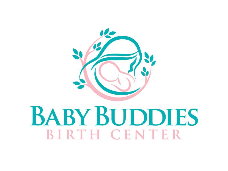 Baby Buddies Birth Center logo design by jaize