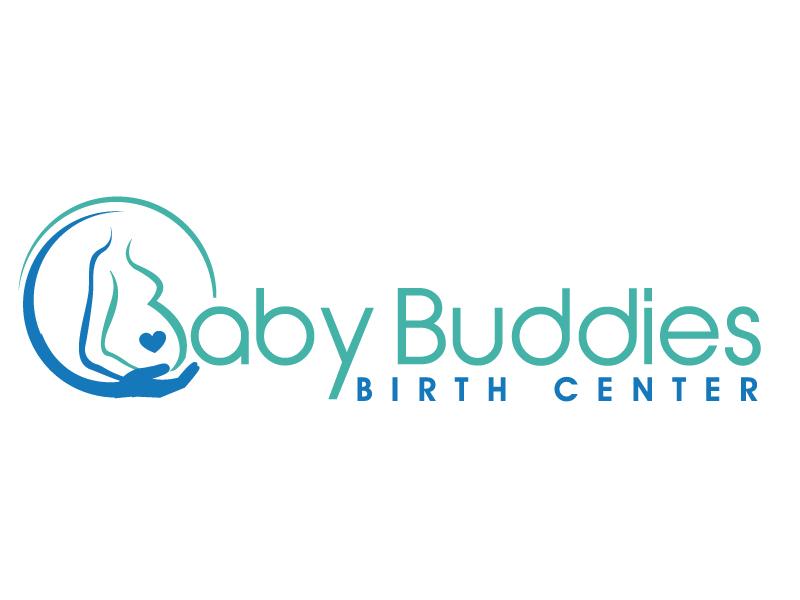 Baby Buddies Birth Center logo design by PMG