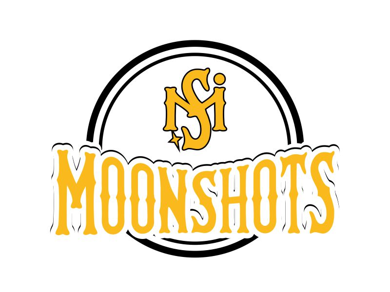Moonshots Stadium On Wheels Insignia logo design by aladi