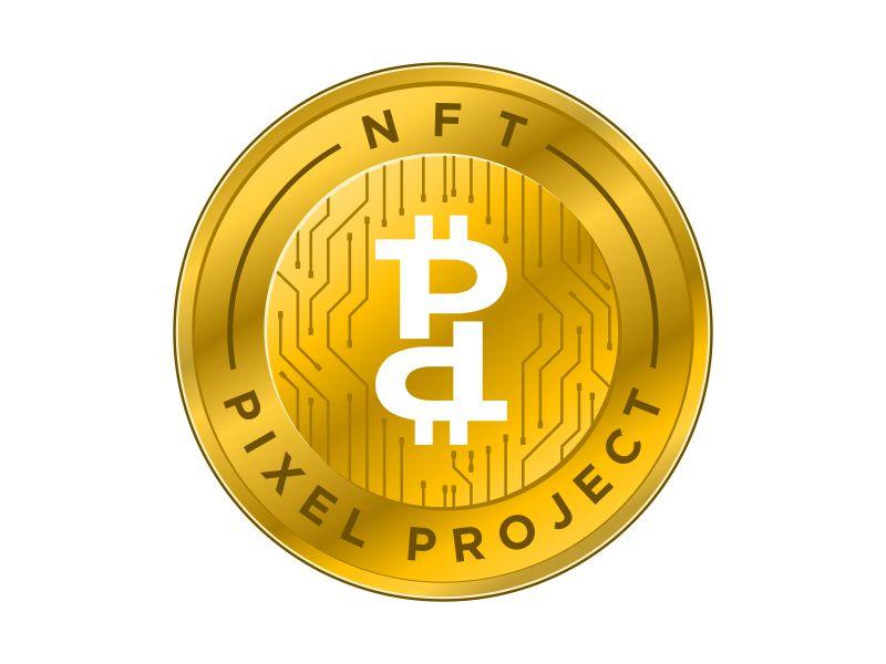 NFT Pixel Project Logo/Symbol logo design by funsdesigns