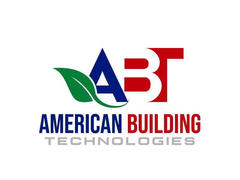 American Building Technologies (ABT) logo design by axel182