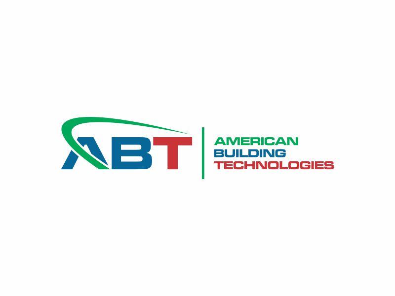American Building Technologies (ABT) logo design by ora_creative