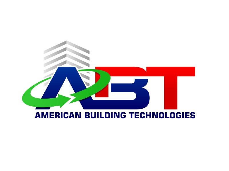 American Building Technologies (ABT) logo design by ekitessar