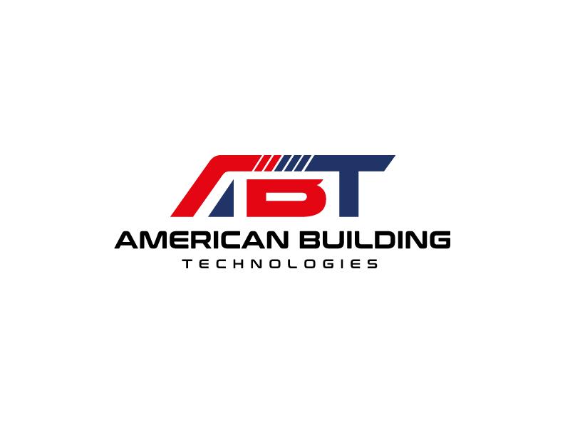 American Building Technologies (ABT) logo design by crazher