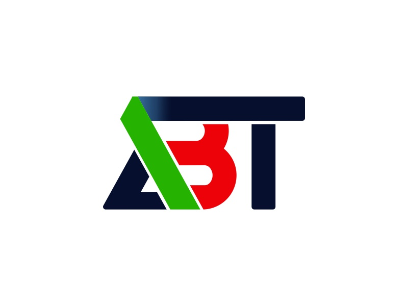 American Building Technologies (ABT) logo design by Mahrein