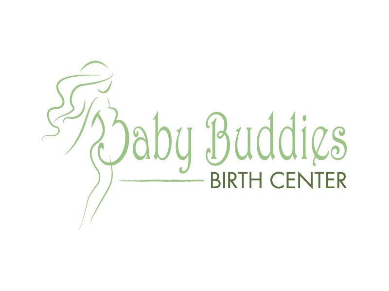 Baby Buddies Birth Center logo design by pilKB