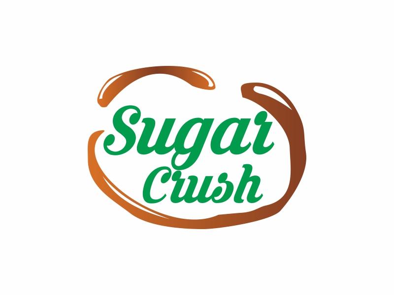 Sugar Crush logo design by Greenlight