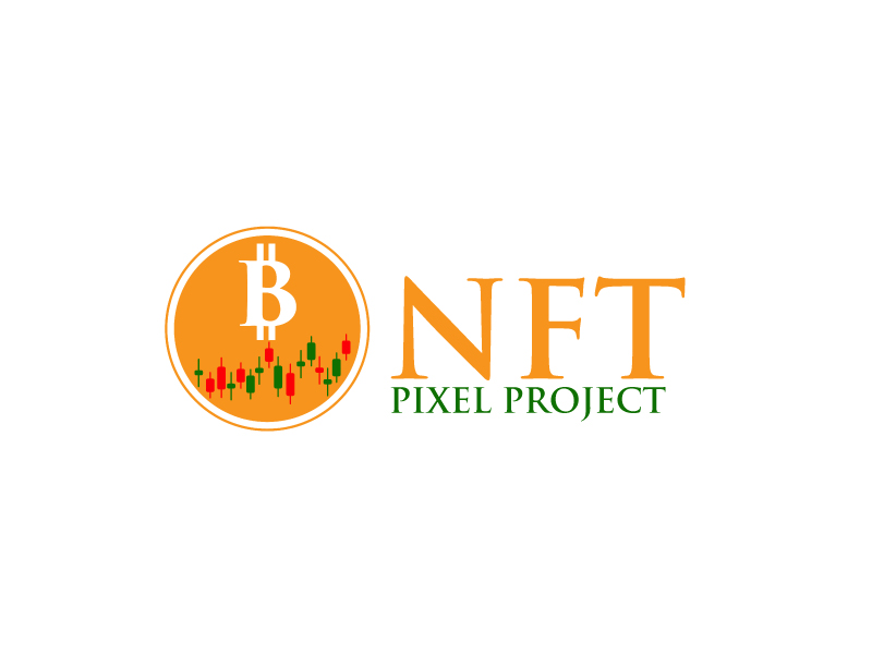 NFT Pixel Project Logo/Symbol logo design by ElonStark