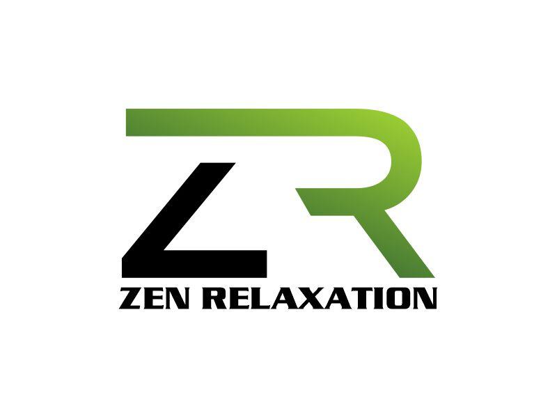 Zen Relaxation logo design by Gwerth