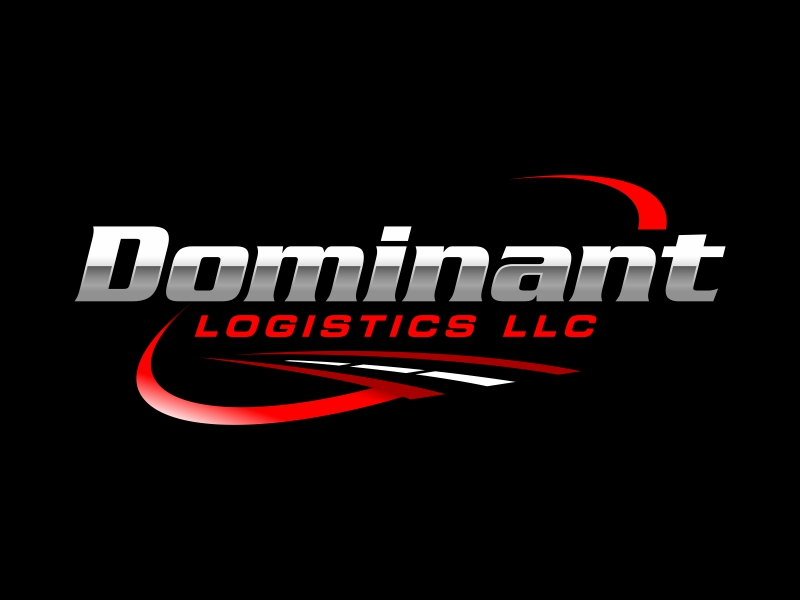 Dominant Logistics LLC logo design by ingepro