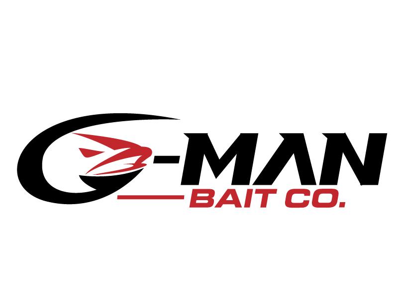 G-Man Bait Co. logo design by jaize