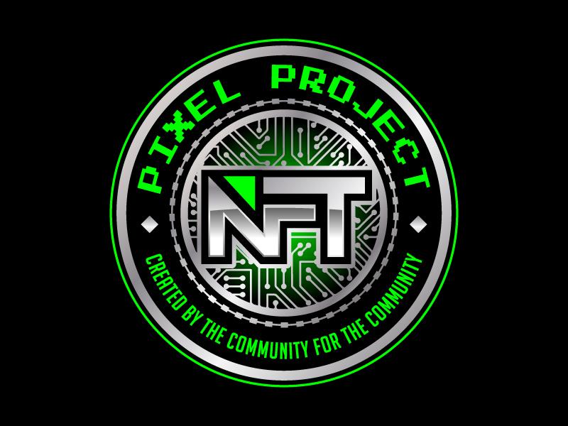 NFT Pixel Project Logo/Symbol logo design by jaize