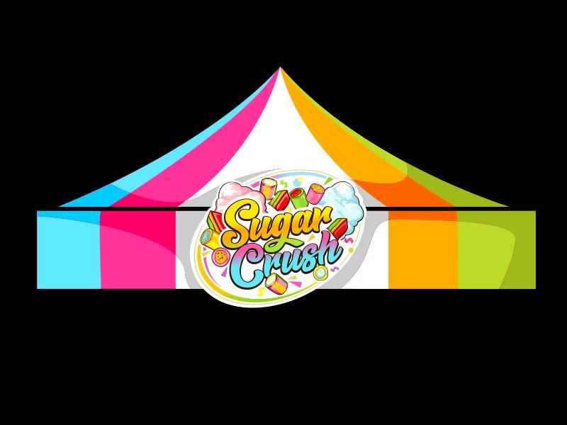 Sugar Crush logo design by veron