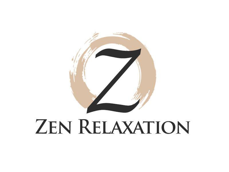 Zen Relaxation logo design by kunejo