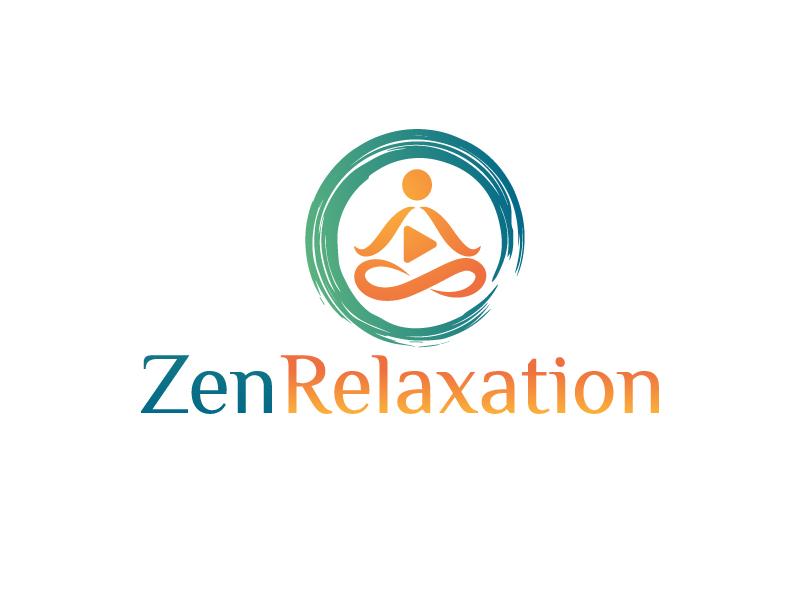 Zen Relaxation logo design by jaize